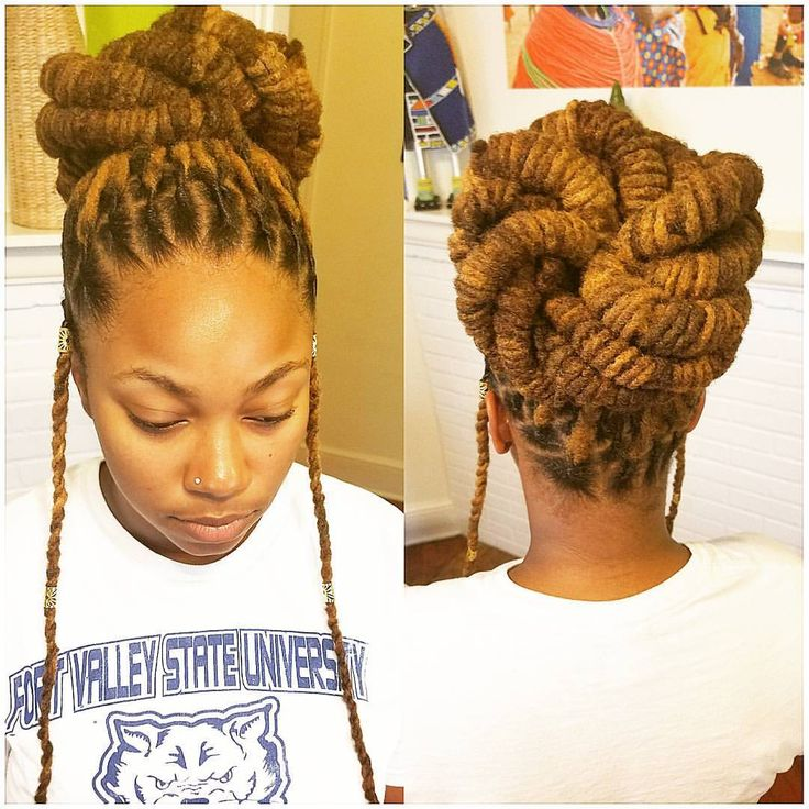 hair styles for 55 best 25 locs ideas on locs styles black 7375