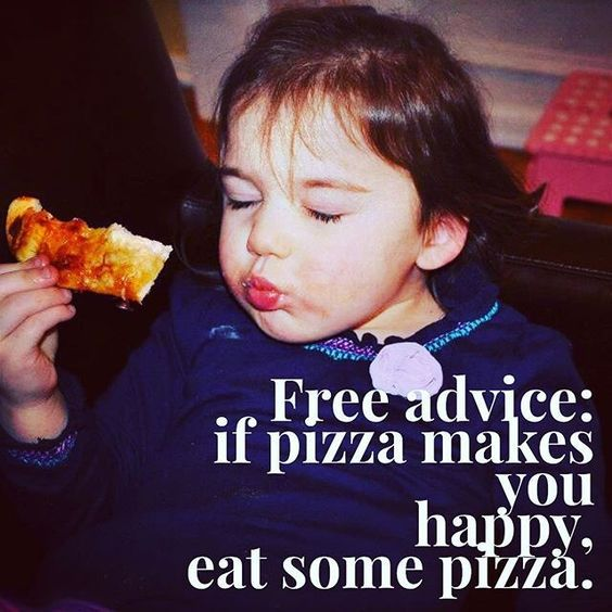 20 national pizza day quotes - February 9
