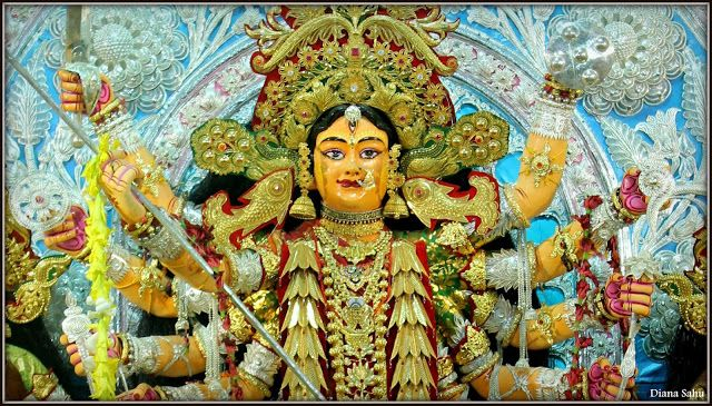 Trips to Roads Less Travelled: Cuttack's Golden Durga Puja