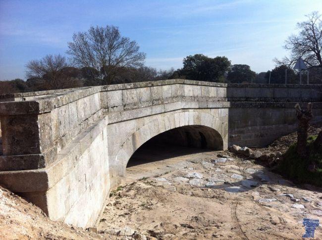 Puente Ventura Rodríguez Boadilla