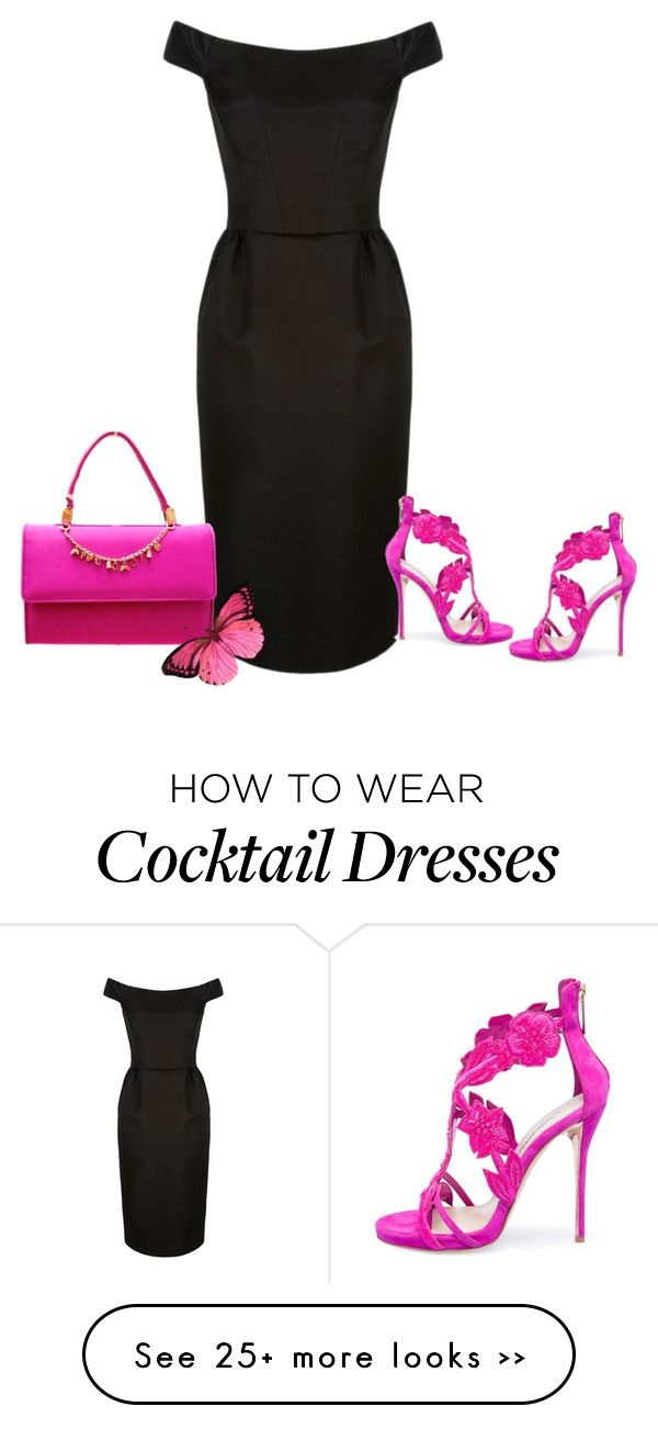 """Untitled #3053"" by lovetodrinktea on Polyvore featuring Emilio Pucci and Oscar de la Renta"