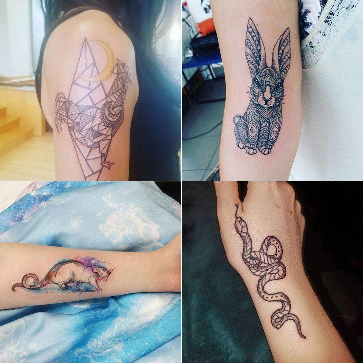 12 Tattoos to Get Based on Your Chinese Zodiac Sign