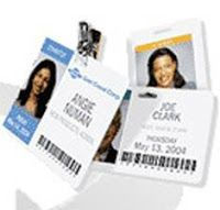 Creating Employee ID badges online @ EasyIDcard.com