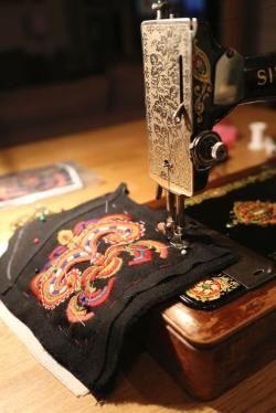 Assembling the pocket