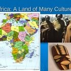 This is a photo-rich, visually stimulating powerpoint with notes on the geography and climate of Africa. This powerpoint also includes a slide with...