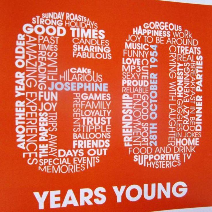 1000 ideas about anniversaire 60 ans on pinterest 60. Black Bedroom Furniture Sets. Home Design Ideas