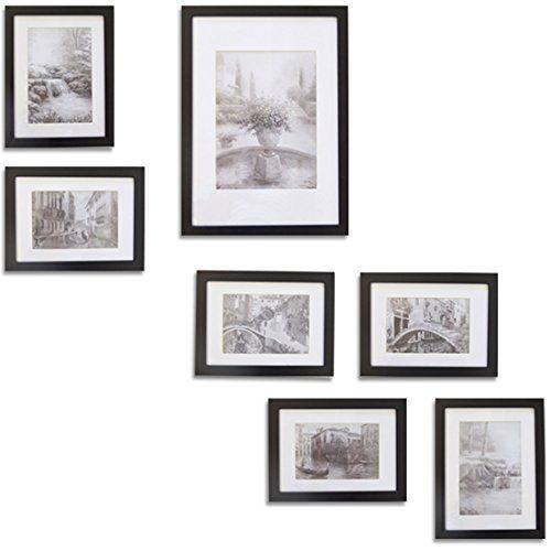 Oltre 25 fantastiche idee su cornici da parete collage su for Cornici amazon