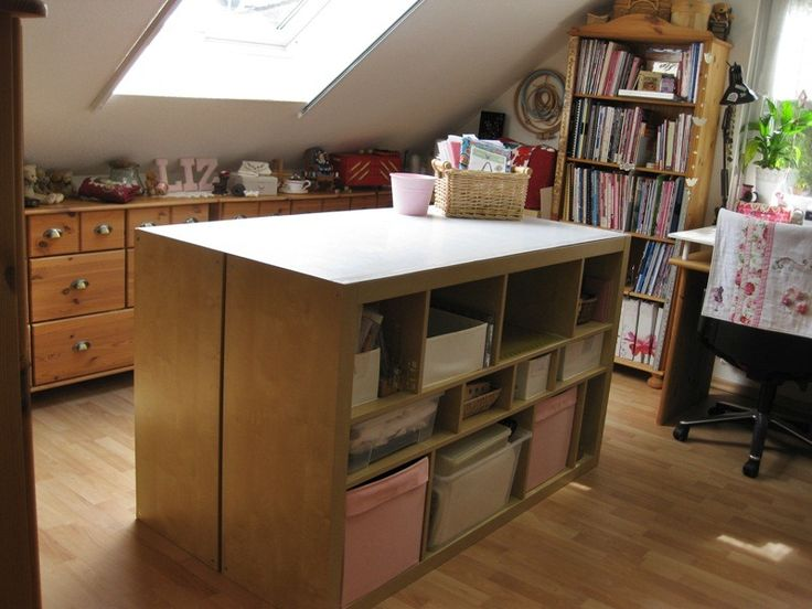 Storage Solutions For Craft Rooms: 2507 Best Images About Sewing Rooms & Spaces