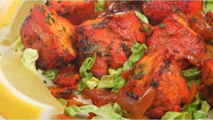 : SW tandoori chicken or fish