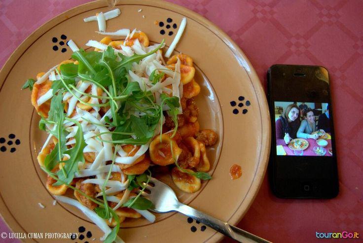 Per voi testiamo anche i sapori!  Buon Appetito da touranGo! www.tourango.it