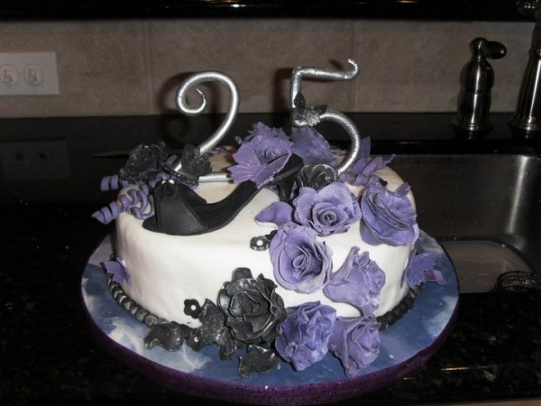 25+ Best Ideas About 25th Birthday Cakes On Pinterest
