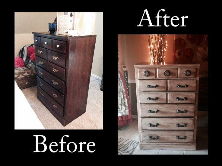 Refurbished chester drawer