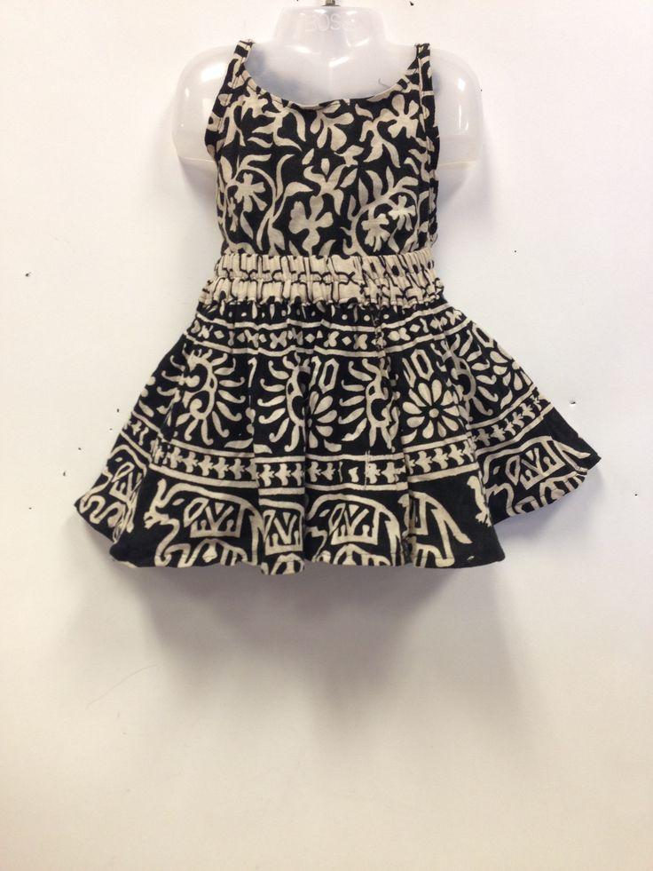 Rajasthani Print Skirt and Top