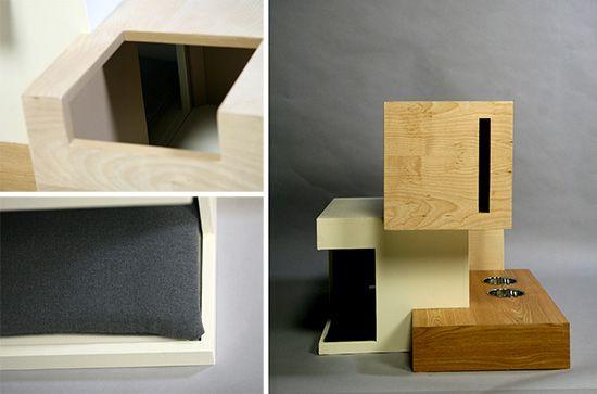 Habitat '11 Modern Cat House by Sarah Chou