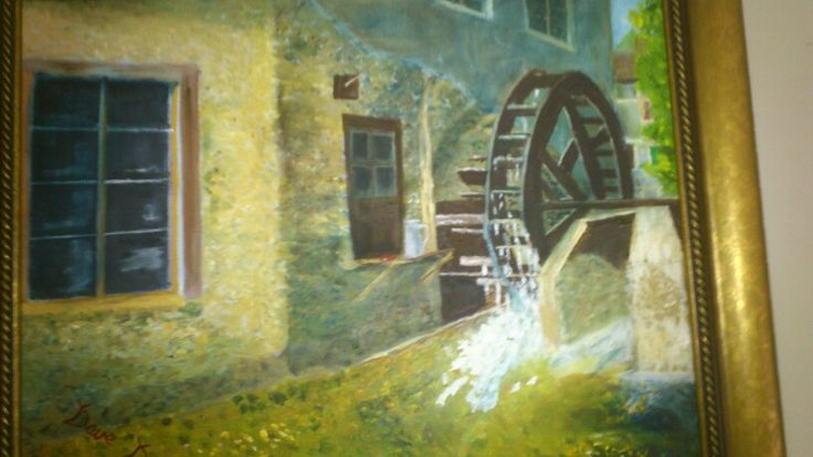 Watermill.                                    If interested in buying please leave a comment.