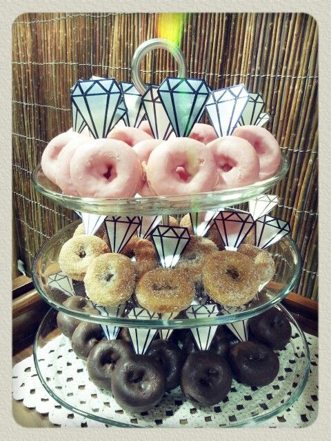 #donoughts #donuts #diamonds