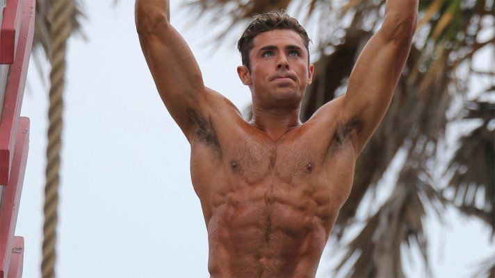 Zac Efron Never Wants That Baywatch Body Ever Again