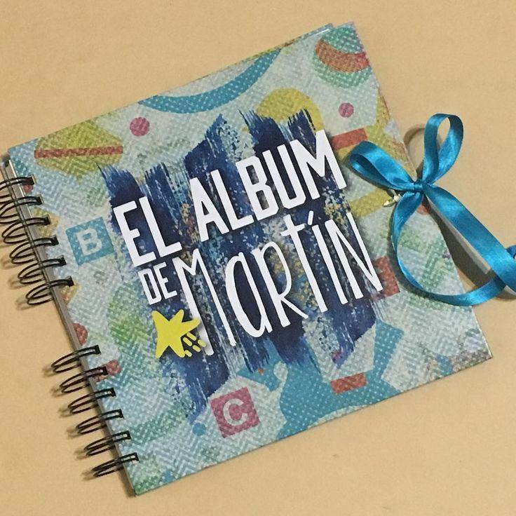 Martín y yo fuimos felices con este bello álbum! Al igual que sus papitos…
