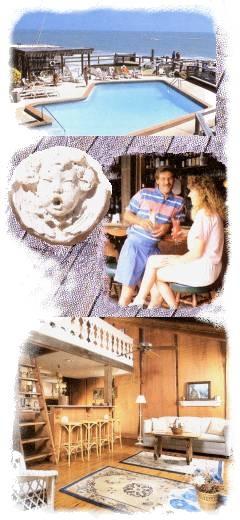 The historic Driftwood Resort in Vero Beach, FL