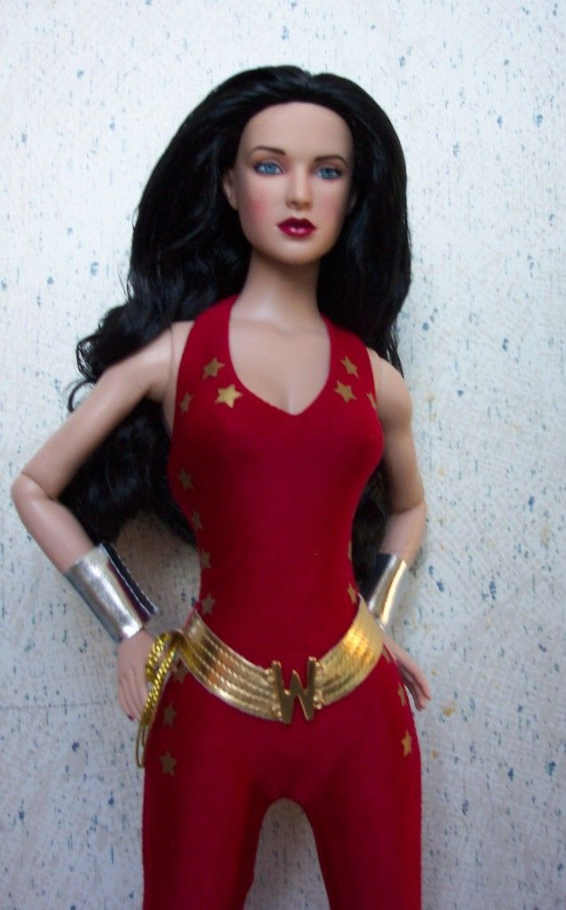 17 Best Images About Dolls Wonder Girl On Pinterest