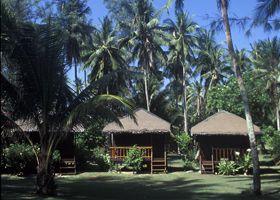 chalets at sea gypsy village resort u0026 dive base pulau sibu johor malaysia