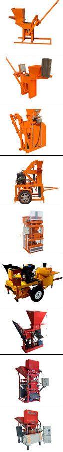 TOP sale in China yingfeng ECO1-25 interlock brick making machine price