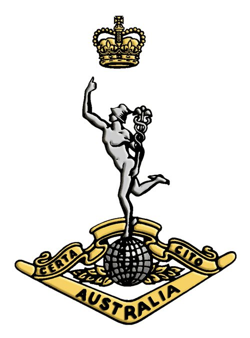 Royal Australian Corps of Signals.
