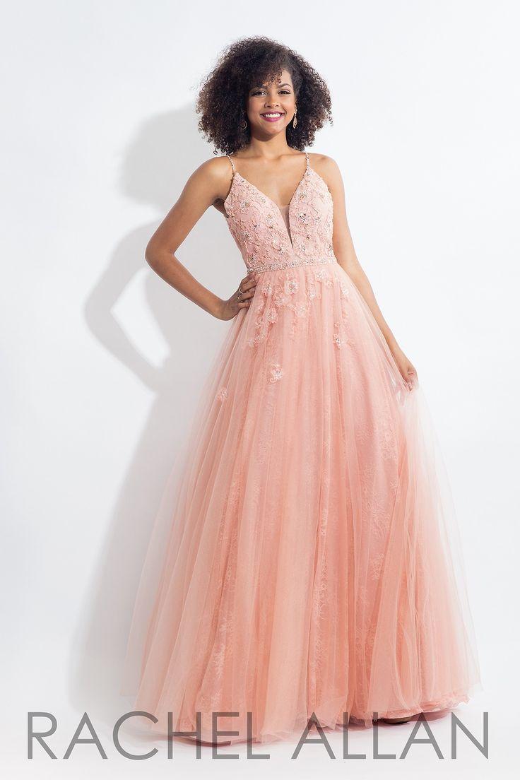 Mejores 1153 imágenes de 2018 Prom Dresses en Pinterest
