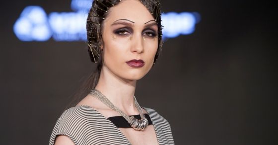 We were blown away by the runway at Eco Fashion Week in Vancouver's Fairmont Waterfront recently. Here's the top five sustainable trends for 2016.