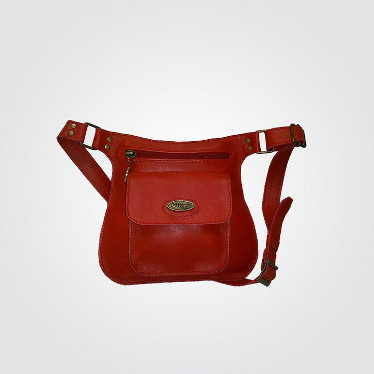 Riñonera roja(EN STOCK)