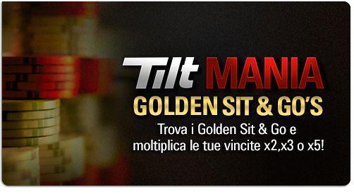 find it & you'll have 2x-3x-5x prize pool - tilt mania 3-9 promotion  #bonus: tilt  mania #3 promotion – golden sit&go http://www.creepingmold.com/wordpress/2013/10/19/bonus-tilt-mania-3-promotion-golden-sitgo/  find a golden sit & go to win x2, x3 or even x5 prizes. Golden sit&go every 5 minutes. Enjoy my blog!