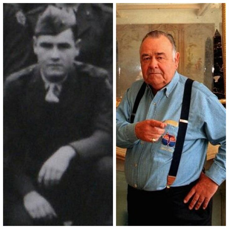 Jonathan Winters-Marines-WW2- enlisted and served on ships in Pacific (Actor/Comedian)