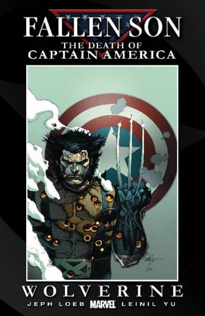 Fallen Son: The Death of Captain America #1 - Denial (Issue)