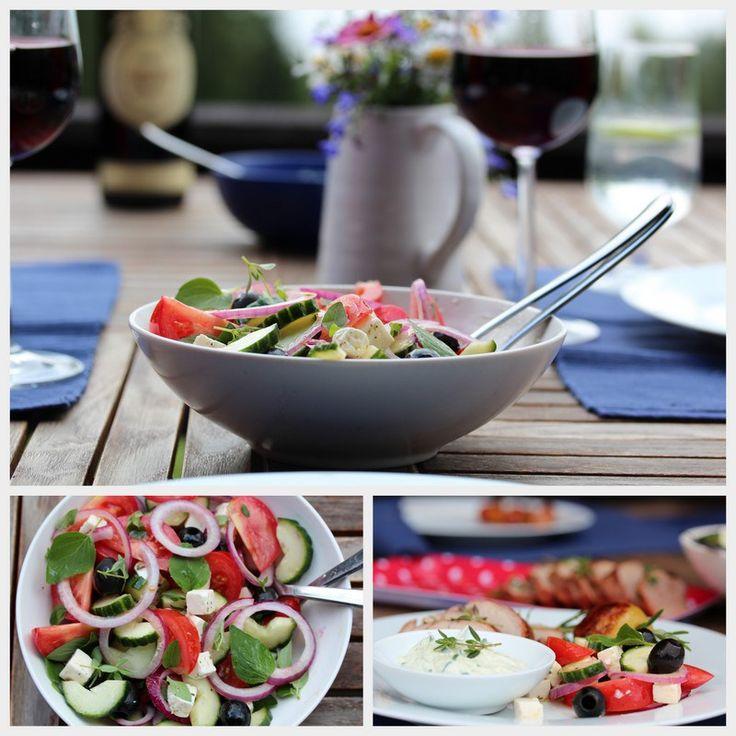 Grillmat med greske smaker3