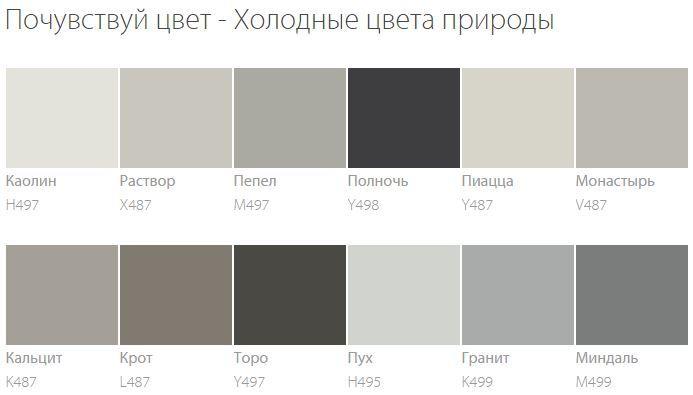 Колеровка в модные цвета (Tikkurila). - Дизайн интерьера - Babyblog.ru
