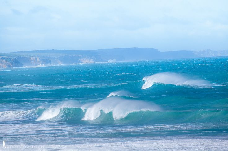 Huge Waves at Logans Beach by IGCreative Image on 500px