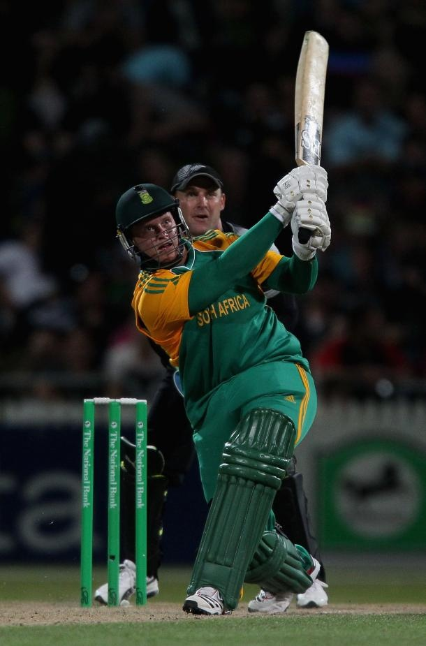 Lance Klusener, Justin Kemp, Albie Morkel... I've seen quite a few big hitters from South Africa over the years, but this guy is special. T20I hundred in only his 2nd international match. Its also the fastest and the most six-filled one.