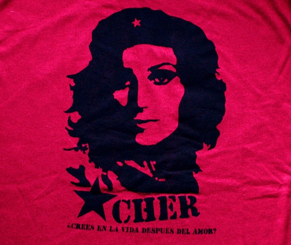 Cher Guevara Unisex Tee Shirt