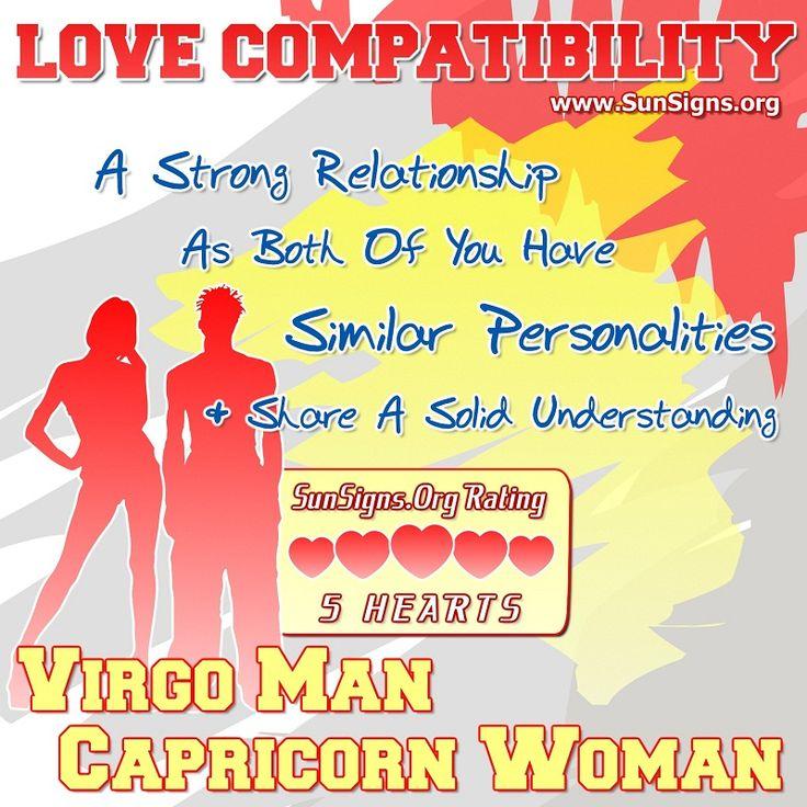 from Devin virgo man dating capricorn woman
