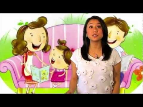 Learn Family Members Song/ Hello Dad and Mom in Mandarin Chinese! - YouTube