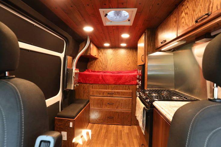 2016 Dodge Ram Promaster 1500 Adventure Camper Van for sale by Owner - Greenwood, SC | RVT.com Classifieds