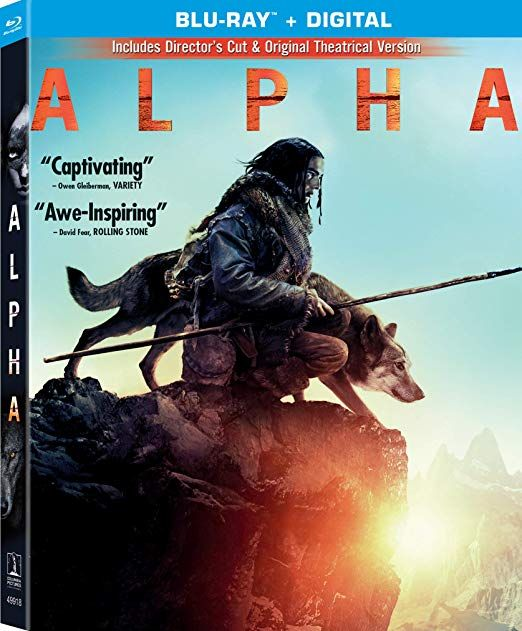 The Blu-ray release of Alpha wont include 4k/HDR or Dolby