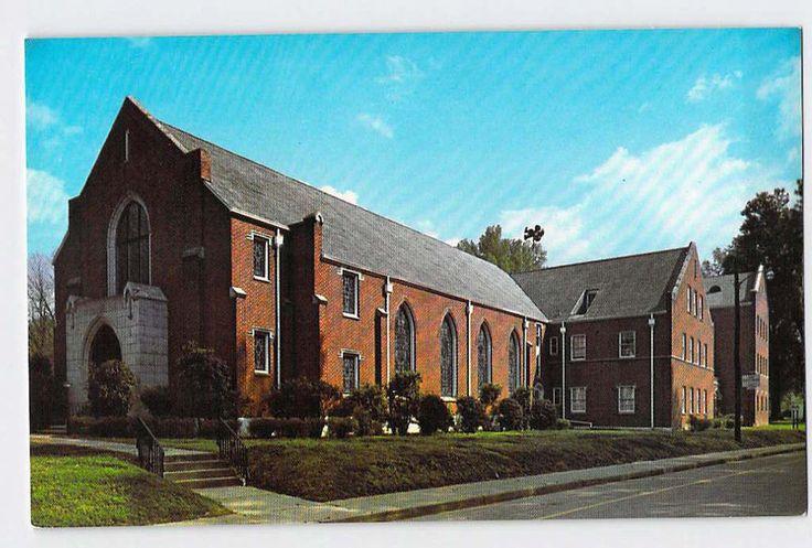 Grenada, Mississippi, MS, First Baptist Church