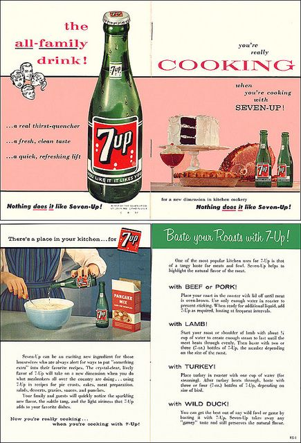 1957 7 up pancakes