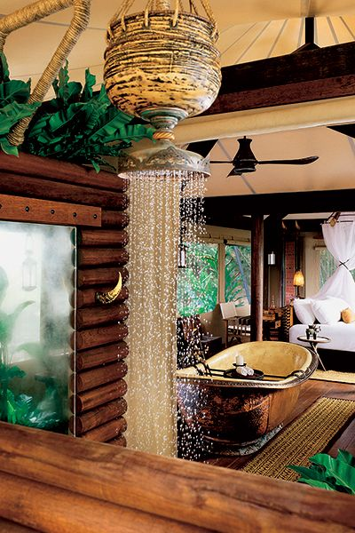 Four Seasons Tented Camp Golden Triangle in Thailand