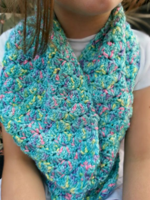 kids scarf by MomySoso on Etsy, $15.00