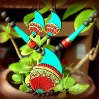 Summer Collection - Breezy Summer (seagreen...https://www.facebook.com/terracottajewelryindia