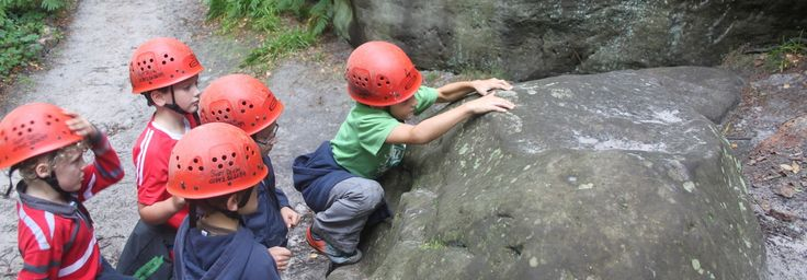 A great Christmas gift - Climbing lessons for both children and adults at Evolution Climbing. www.evolutionclimbing.co.uk
