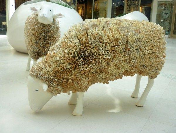 Natalie Ferstendik - Paper Sheep