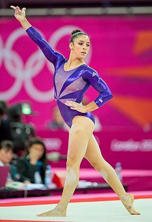 Aly Raisman passes Jordyn Wieber to qualify for the all around competition. I am sooo happy with the results!